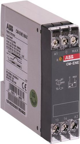 level monitoring relay / 1 NO / DIN rail