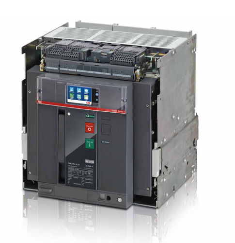 air-operated circuit breaker / power / remote-controlled / with power controller function
