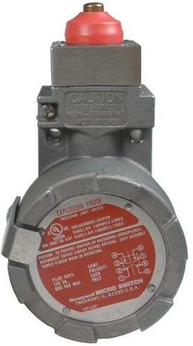 Momentary micro-switch / single-pole / for hazardous locations / stainless steel MICRO SWITCH™ BX series Honeywell Sensing and Productivity Solutions