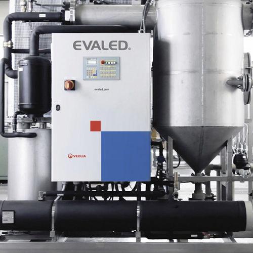 vacuum evaporator - EVALED® Evaporators industrial wastewater treatmen