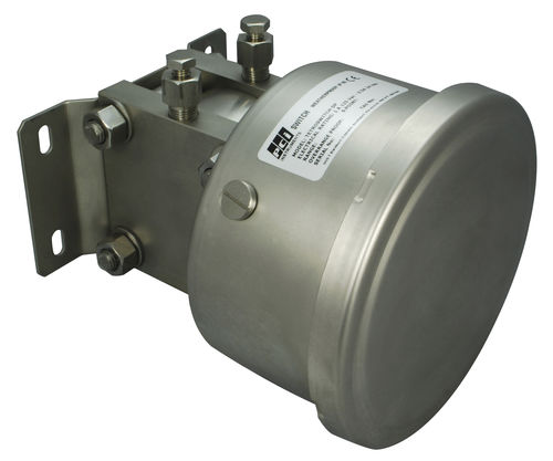 air pressure switch / diaphragm / differential / for the petrochemical industry
