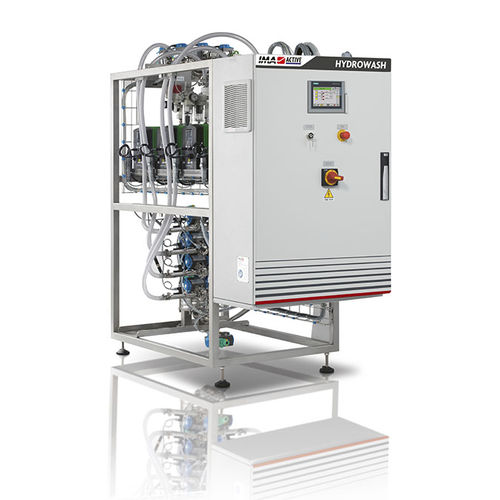 compact washing system / water / automatic / sanitary