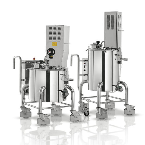 inspection tank / for pharmaceutical applications