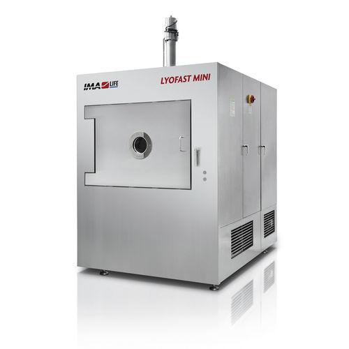 pilot freeze dryer / laboratory