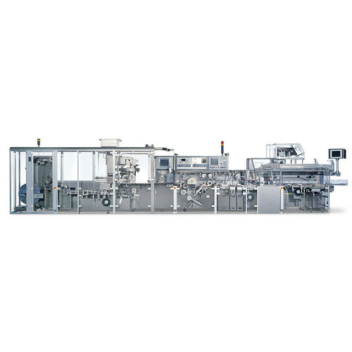 blister packaging machine / automatic / tablet / for the medical industry