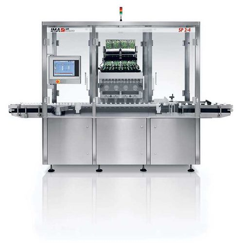 tablet counting machine / capsule / for the pharmaceutical industry / high-speed