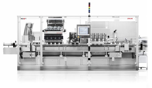 tablet counting machine / for the pharmaceutical industry / automatic