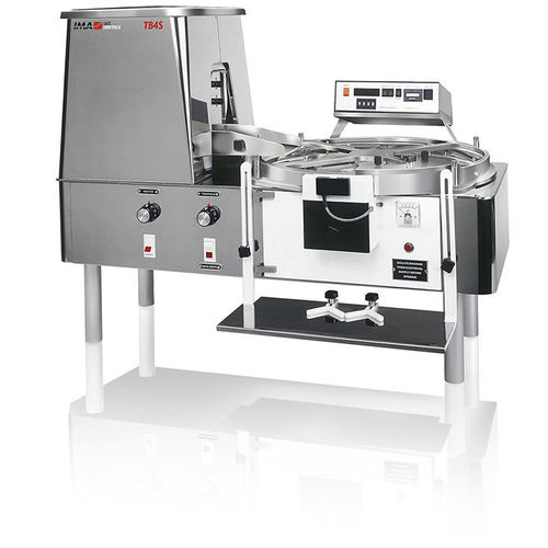 tablet counting machine / capsule / for the pharmaceutical industry / automatic