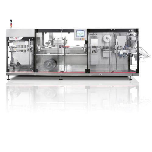 automatic packaging machine / syringe / for the medical industry