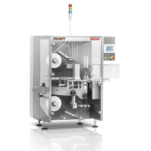 heat-shrink film shrink wrapping machine / high-speed / servo-driven