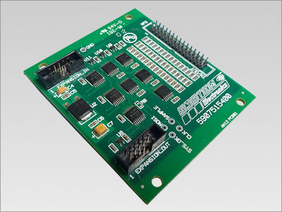 digital I/O module / CANopen / remote / for HMI interface
