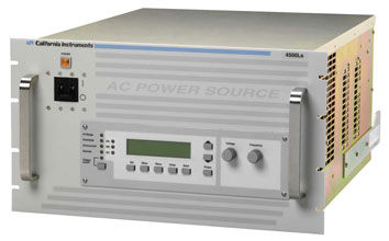 AC/AC power supply / tabletop / single-phase / three-phase