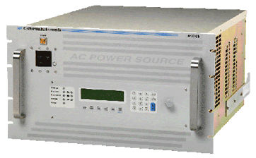 AC current source / AC power supply max. 270 V, 3 - 18 kVA | California Instruments CS series AMETEK Programmable Power