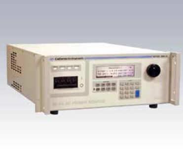 AC/DC power supply / rack-mount 150 - 300 V, 3 - 15 kVA | California Instruments i series AMETEK Programmable Power