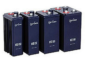 Valve-regulated battery / lead-acid / stationary MSE series GS Yuasa