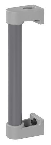 pull handle / door / plastic / U-shaped
