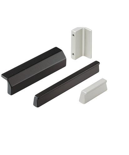 aluminum handle / profiled