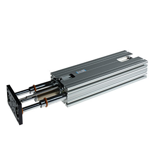 slide linear guide unit / for cylinders / track
