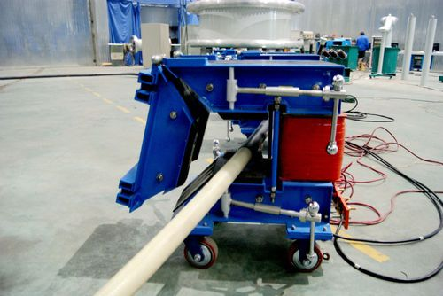 heat cycle test system / cable / high-current