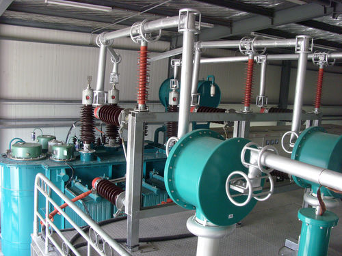 Power transformer / immersed / step-up / floor-standing YangZhou Xinyuan Electric Co., Ltd