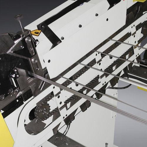 tube deburring machine / automatic