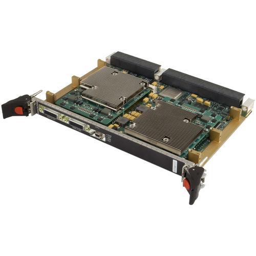 VPX CPU module / AMD series / rugged / 6U