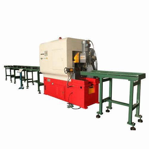 Circular sawing machine / for steel / CNC / automatic CE KM series King-Mazon