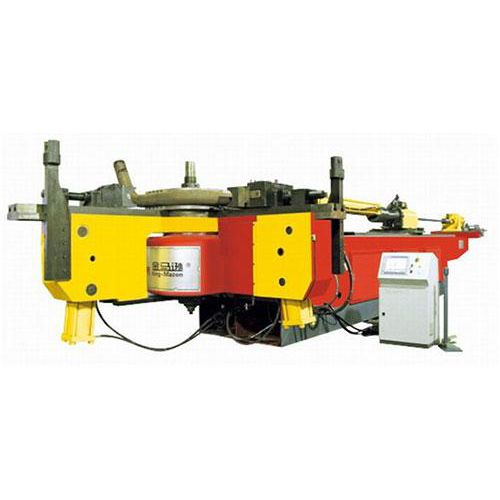 Hydraulic bending machine / for tubes / automatic / rugged CE AxxB series King-Mazon