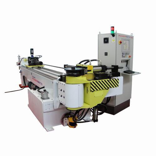 hydraulic bending machine / for tubes / CNC / automatic