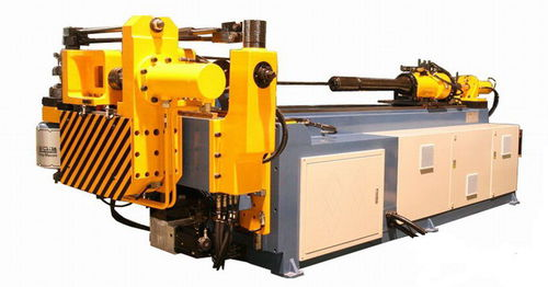 Hydraulic bending machine / for tubes / automatic / high-efficiency CE A series  King-Mazon