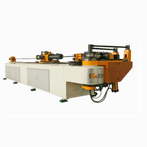Electric bending machine / pipe / rugged / automatic CE AxxB series  King-Mazon