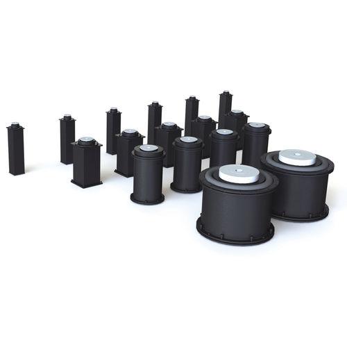 Anti-vibration system ZDT-B Series Jiangxi Liansheng Technology Co., Ltd.