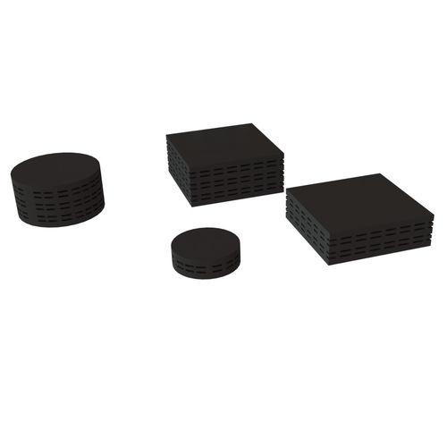 Anti-vibration pad POT-X Series Jiangxi Liansheng Technology Co., Ltd.