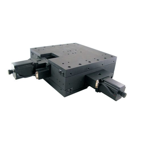 XY positioning stage / motorized LSDP-170-JG-2 Jiangxi Liansheng Technology Co., Ltd.