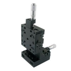 XY positioning stage / manual / 2-axis / micrometer LSSZ-02-10 Jiangxi Liansheng Technology Co., Ltd.