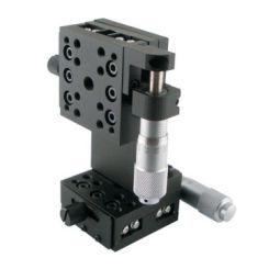XY positioning stage / manual / 2-axis / micrometer LSSZ-02-08 Jiangxi Liansheng Technology Co., Ltd.