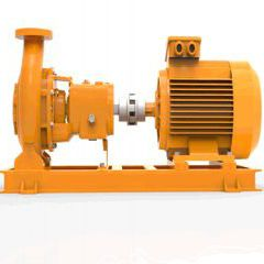 wastewater pump / oil / grease / electric