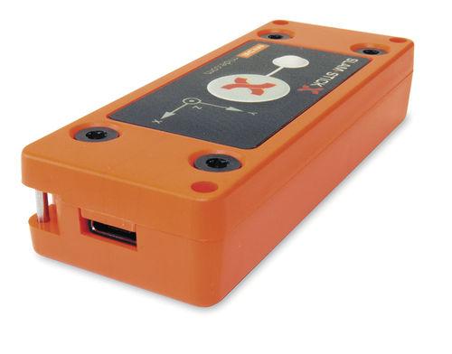 shock data-logger / pressure / temperature / vibration
