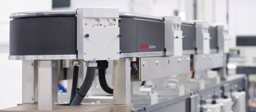 Pallet transfer system / programmable / tool positioning / automated ActiveMover Rexroth - Assembly Technology