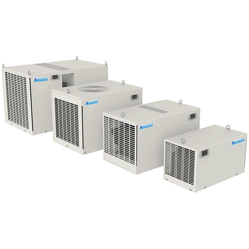 rooftop electrical cabinet air conditioner / industrial / air-cooled / filter-less