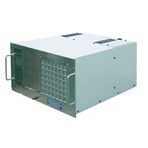 rack-mount electrical cabinet air conditioner / industrial / air-cooled