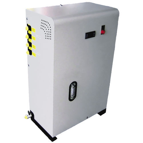 water cooler / oil / for the food industry / for hydraulic applications