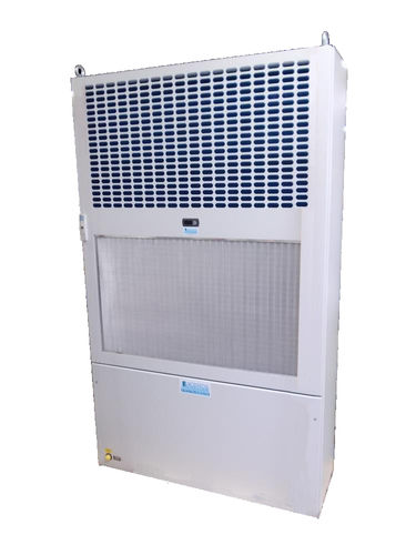 side-mount electrical cabinet air conditioner / industrial / outdoor