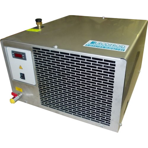 liquid cooler / water / for the food industry / laboratory
