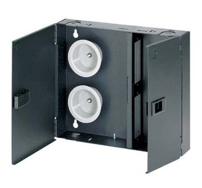 equipped electrical enclosure / aluminum / power distribution / pre-assembled