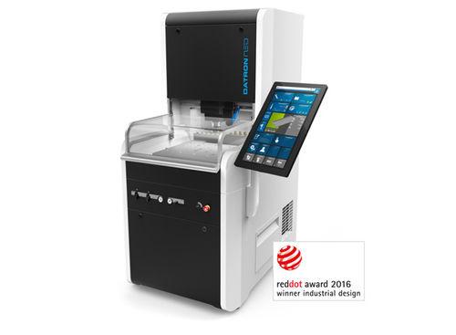 3-axis CNC milling machine / vertical / gantry / high-speed