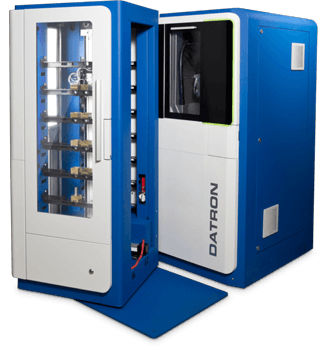 5-axis CNC milling machine / horizontal / high-precision / with automatic feeder