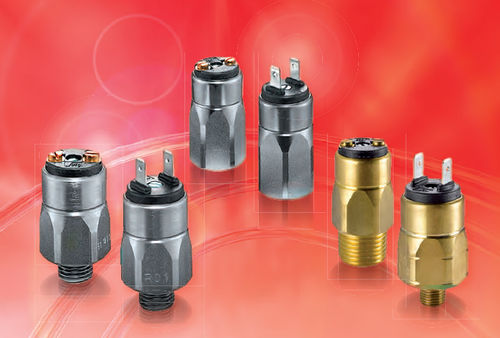 diaphragm pressure switch / stainless steel / IP65