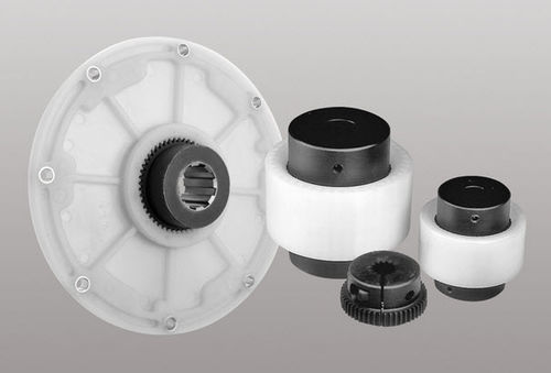 double-jointed coupling / flange