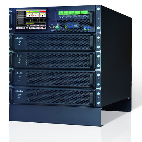 on-line UPS / three-phase / single-phase / data center